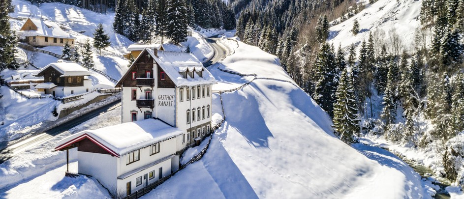 Skihütten Zillertal