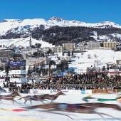 St. Moritz Familienreise