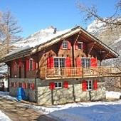 Gruppenhaus Saas-Fee