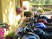Motorradtour Alpen