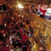 Party im Paznauntal