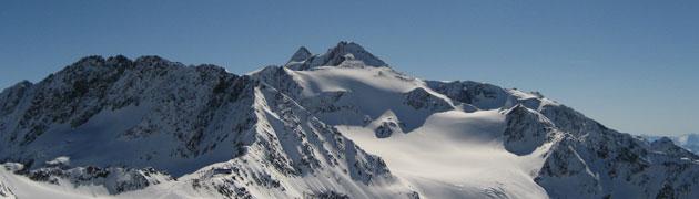 Stubaier Gletscher - Zuckerhütl, Jochdohle, Gaiskarferner...