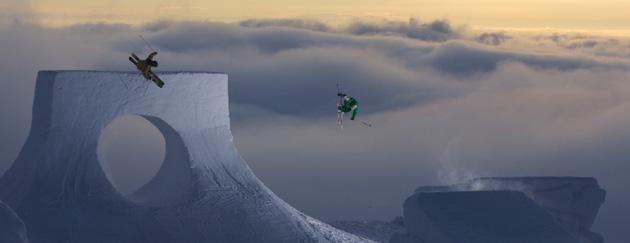 traumhafte Skireisen für Singles
