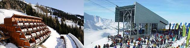 Skireisen Les Arcs - zum Angebot hier klicken