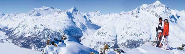 St. Moritz - Skireisen & Skiurlaub