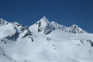 Skiurlaub - im ewigen Eis des Stubaitals