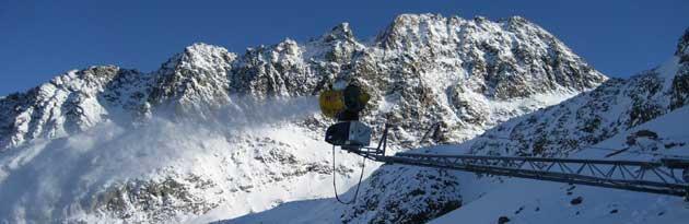 Pitztaler Gletscher - eine schneesichere Sache