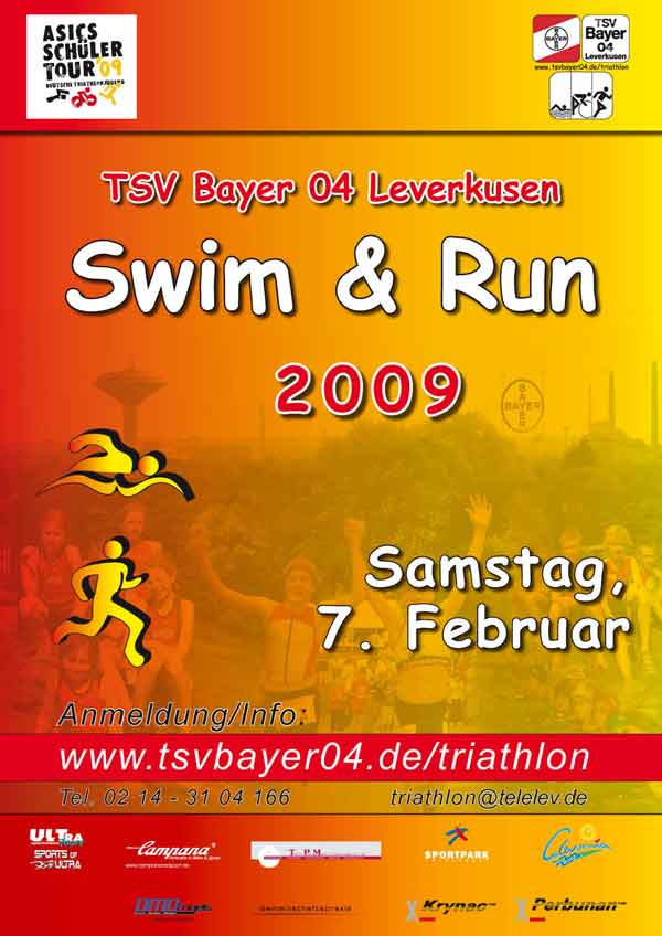 Swim & Run Leverkusen 2009