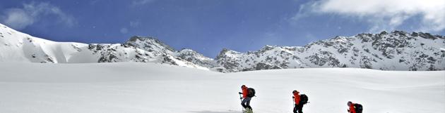März - Skifahren in schneesicheren Skigebieten - U.L.TRA TOURS Sportreisen