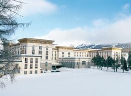 SportClub Oberengadin - Skireisen St. Moritz