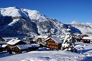 Grächen Skireisen Familien