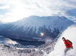 Winterurlaub im Oberengadin - St. Moritz