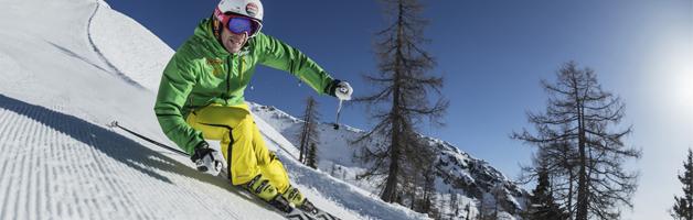 Skireisen im April genießen - U.L.TRA TOURS Sportreisen